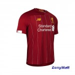 LIVERPOOL 2019/20 HOME JERSEY - RED/RED