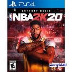 PS4 : NBA2K20 z3/Asia/Eng. Standard Edition