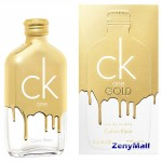 CK One Gold Limited Edition EDT 200 ml.