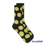 CHINATOWN MARKET DARTS SMILEY SOCKS