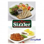 Voucher Sizzler card 500 Baht
