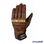 YG-712L Ladies Leather Gloves YELLOW CORN