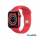 APPLE WATCH SERIES 6 GPS 44MM PRODUCT(RED) ALUMINIUM CASE WITH PRODUCT(RED) SPORT BAND
