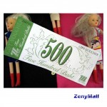 Voucher The Mall 500 Baht