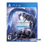 PS4 : monster hunter world iceborne master edition