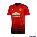ADIDAS MANCHESTER UNITED 2018/19 HOME REPLICA JERSEY