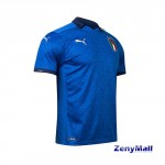 PUMA ITALY 2020 HOME REPLICA JERSEY - POWER BLUE/PEACOAT