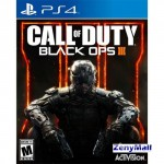 PS4 Game : Call Of Duty : Black Ops III