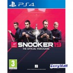 PS4 : SNOOKER 19