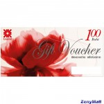 Voucher Zen and Central 100 Baht