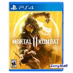 PLAYSTATION PS4-G : MORTAL KOMBAT 11 (R3) (EN)