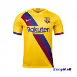 NIKE BARCELONA 19/20 AWAY REPLICA JERSEY - VARSITY MAIZE