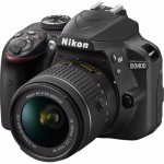 Nikon D3400 DSLR Camera with 18-55mm Lens Kit