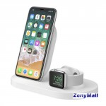 Charge Apple Watch+Wireless Dock 10W + USB-A 2.4 Output
