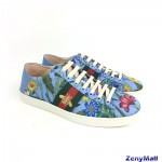 Gucci ACE New Floral Print Sneaker