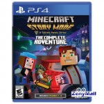 PS4 : Mine Craft z3/Eng