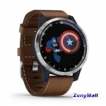GARMIN Legacy Marvel Edition First Avenger Smartwatch