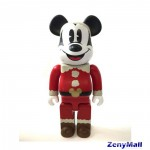 Be@rbrick Mickey Mouse Christmas 400%