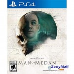 PS4 : Man of Medan z3/Asia/Eng
