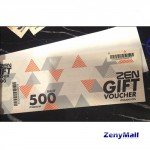 Voucher Zen and Central 500 Baht