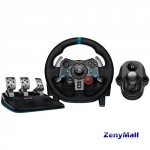 Logitech G29 + Driving Force Shifter