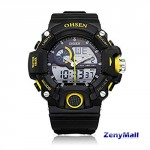 WATCH OHSEN AD2808 (Yellow)