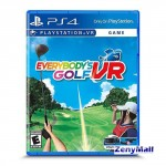PLAYSTATION PS4-G : EVERYBODYS GOLF VR (VR) (R3) (EN)