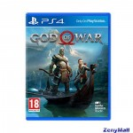 PS4 GOD OF WAR (ENGLISH & CHINESE SUBS) (ASIA)