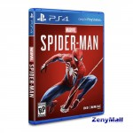 PS4 Game Marvel Spider Man