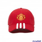 Manchester United 3-Stripes Cap