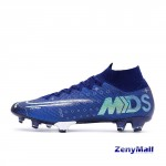 NIKE MERCURIAL SUPERFLY 7 ELITE MDS FG - BLUE VOID