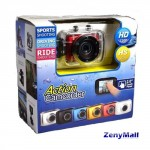 OEM Waterproof Sports Camera Action Camcorder HD720P