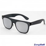 SUPER รุ่น DUO-LENS FLAT TOP SILVER&BLACK;