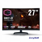 COOLER MASTER MONITOR GM27-CF (VA 165HZ CURVED)
